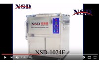NSD Multifunctional Ultrasonic Cleaner